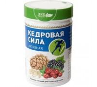 """Продукт белково-витаминный """"Кедровая сила - Активная"""" 237гр."""