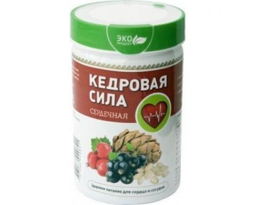 Продукт белково-витаминный «Кедровая сила - Сердечная», 237гр.