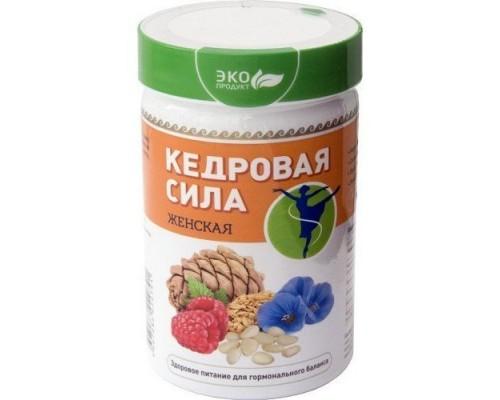 Продукт белково-витаминный «Кедровая сила - Женская», 237гр.