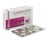 Кардиолептин, таблетки, 50 шт