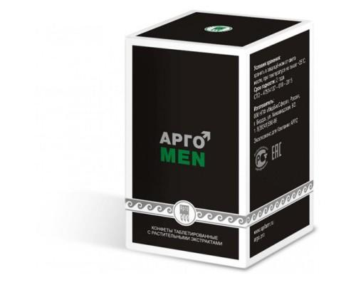 Конфеты таблетированные с растительными экстрактами АргоMeN, 100 шт