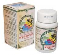 Продукт кисломолочный сухой КуЭМсил Фитнес Годжи, таблетки, 60 шт