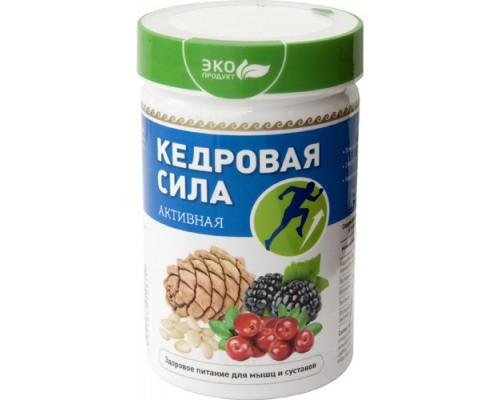 Продукт белково-витаминный «Кедровая сила - Активная», 237 г