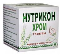Нутрикон Хром, хрустящие гранулы, 350 г