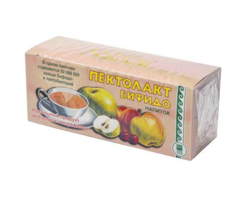 Пектолакт бифидо, пакетики с сухой смесью, 50 г