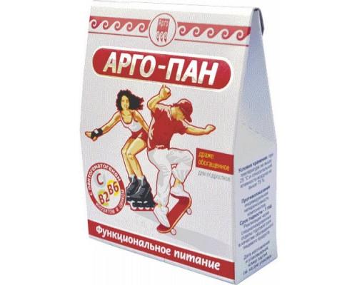Драже Арго-пан, 60 г