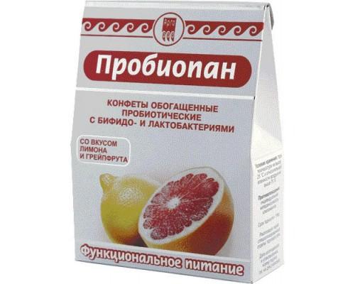 Конфеты обогащенные пробиотические Пробиопан, 60 г