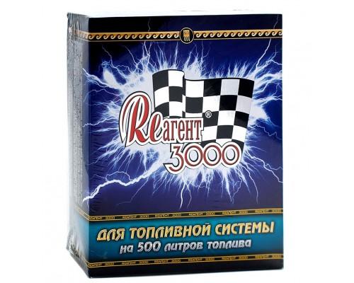 ЗВК «Реагент 3000» для топливной системы на 500 л топлива, 10*5мл