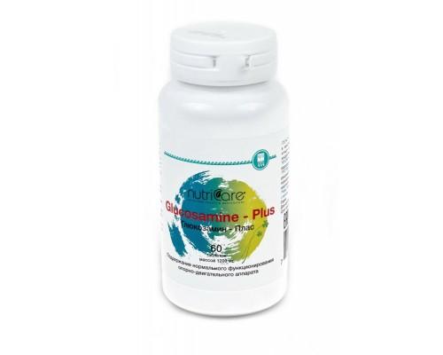 БАД Глюкозамин-Плас (NutriCare Int.), таблетки 60шт