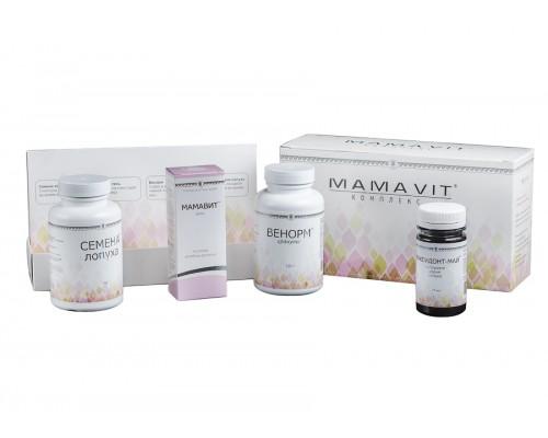 Комплекс «Мамавит», 4 продукта